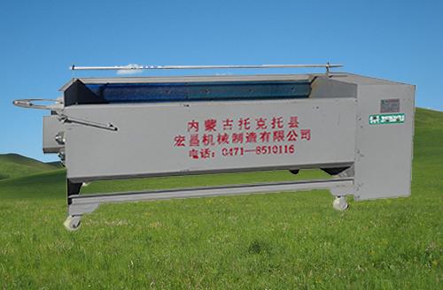 6XS-10GX1800土豆清洗机