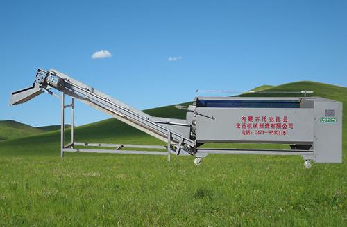 6XST-10GX1800土豆清洗机组