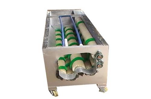 双河牌6XB型刷式白萝卜清洗机